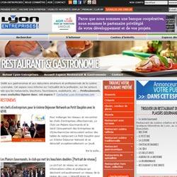 Site dédié à la thématique Restaurants & Gastronomie