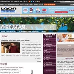 Site dédié à la thématique Vins & Champagne